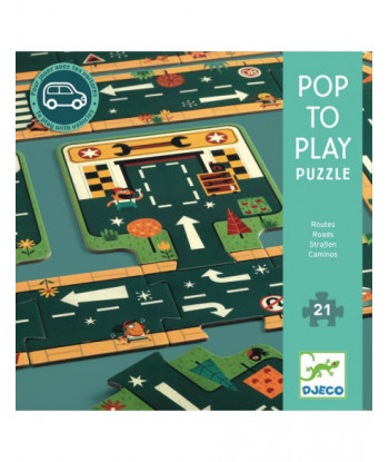 Puzzle Pop to Play Circuit